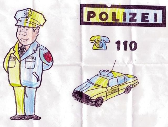 Bayerisch-hamburgerische Polizei