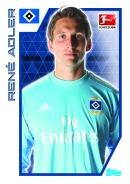 Bundesliga Sticker 12-13_Hamburger SV_Rene Adler